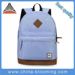 Canvas Student Girls Backpack School Shoulder Laptop Bag pictures & photos