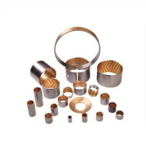 High Quality Graphite Self Lubricating Bronze Bushing Bearing pictures & photos