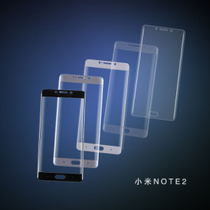 Full Cover Mobile Phone Tempered Glass Screen Protector for Miui Note2