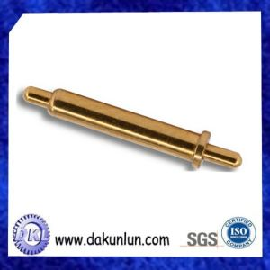 High Precision Custom Machined Brass Pin pictures & photos