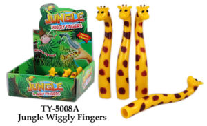 Funny Jungle Wiggly Fingers Toy pictures & photos