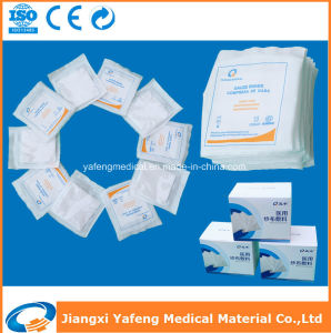 Sterile 100% Cotton Gauze Pad with X-ray pictures & photos