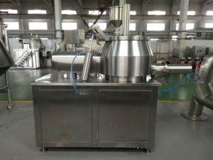Ghl Series Wet Type Mixing Granulator for Activated Bleaching Earth pictures & photos