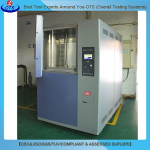 Military Equipment Test Programmable Temperature Shock Test Chamber pictures & photos