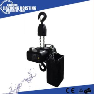 1ton Stage Hoist Electric Truss Chain Hoist pictures & photos