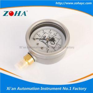63mm Anti-Vibration Pressure Instrument pictures & photos