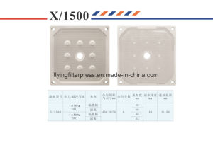1500mm PP Membrane Filter Plate pictures & photos