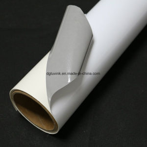 Customize White Glass Wall Window Vehicle Self Adhesive PVC Vinyl Sticker Roll for Advertising Design Printing pictures & photos