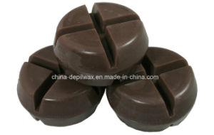 Chocolate Hard Wax Block of Brazilian Waxing pictures & photos