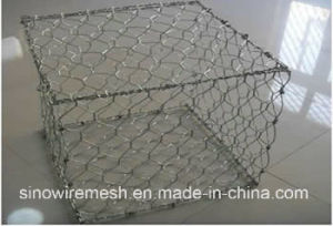 Sailin Hexagonal Wire Netting Paving Stone Gabion Mesh pictures & photos