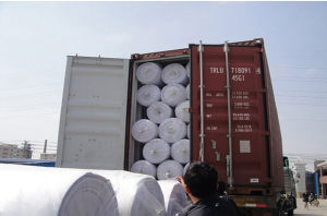 High Density White EVA Foam Roll EVA Foam Material pictures & photos
