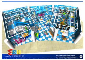 Customized Indoor Playground Equipment pictures & photos
