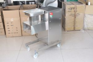 Qw-6 Meat Strip Cutter Meat Shredder Meat Cutter Machine pictures & photos