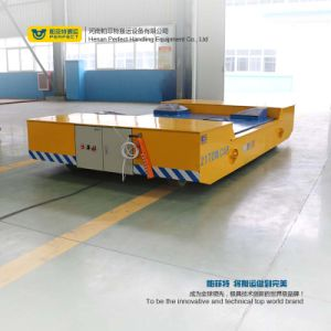 China Manufacturer 25t Electric Drive Hydraulic Transfer Platform pictures & photos