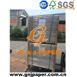 Two Sides Coating Triplex Board with White Back pictures & photos