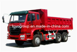 Sinotruk Haohan 310HP 6X4 Dump Truck for Sale pictures & photos
