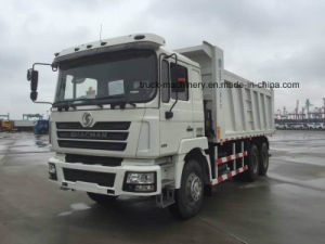 F2000 Shacman 6X4 Dump Truck 340HP Weichai Engine Euro IV Cold Area pictures & photos