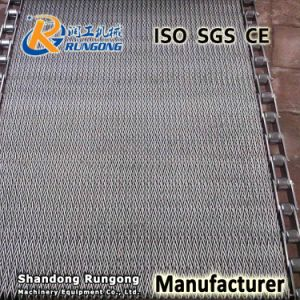 High Quality Stainless Steel Furnace Conveyor Belting pictures & photos