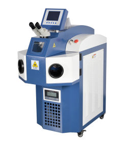 Laser Welding Jewelry Spot-Welding Machine pictures & photos