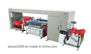 Roll to Roll Non Woven Fabric Automatic Screen Printing Machine pictures & photos