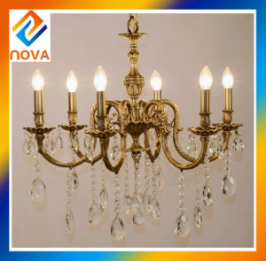 Classic European Style Chandelier Lighting for Restaurant Project pictures & photos
