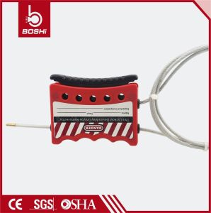 Automatic Retraction Steel Multipurpose Cable Lockout Bd-L02 pictures & photos