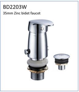 Bd2203s Zinc Single Lever Bidet/Shower Faucet 35mm pictures & photos