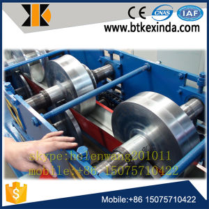 Kxd Metal Rain Gutter Proifle Roll Forming Machine pictures & photos