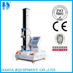 Automatic Tensile Strength Testing Machine for Leather / Shoes / Textile pictures & photos