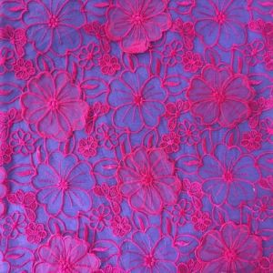 Best Selling Lace Fabric for Dress pictures & photos