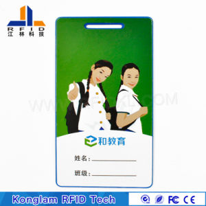 Smart RFID Membership Card with Em4305 Material pictures & photos