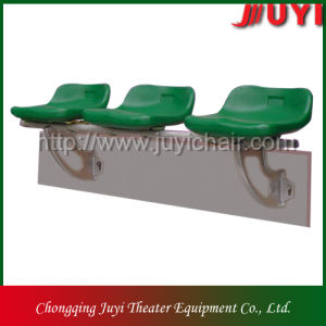 Suspension Stadium Seating for Big Football Arena Blm-2508 Rise Mounted Leg Cheap Chair pictures & photos