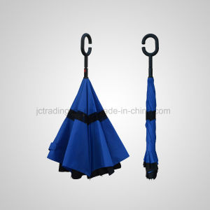 Automatic Reverse (Inverse) Straight Umbrella (JL-ARV103) pictures & photos