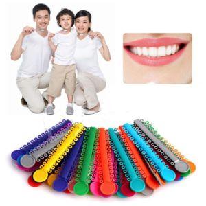 Dental Orthodontic MIM Roth Bondable Self-Ligating Bracket pictures & photos