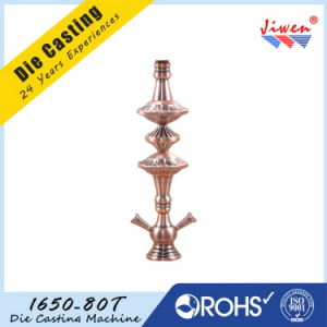 China Manufacturer Zinc Die Casting Hookah Water Pipe pictures & photos