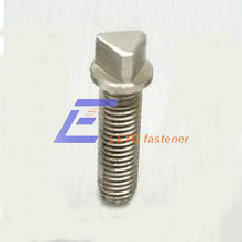 Triangle Head Bolts with Collar pictures & photos
