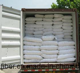 Polyester Fiber Pet Fibre for Asphalt Concrete Building Material with SGS, ISO Certification pictures & photos