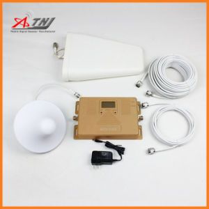 Dual Band 1800/2100MHz Dcs WCDMA Mobile Signal Booster pictures & photos