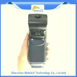 Android OS PDA with Printer, Mobile Data Collector, Barcode Scanner pictures & photos