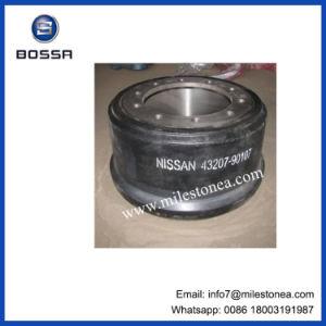 Auto Brake Drum Nissan Brake Drum 43207-90107 pictures & photos