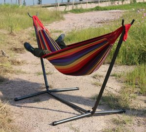 Hammock/Steel Hammock/Camping Hammock/Outdoor Furniture pictures & photos