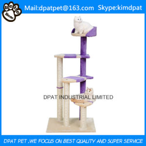 Nature Sisal Luxury Cat Tree pictures & photos