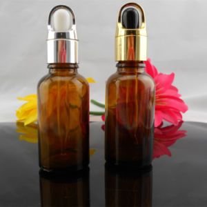 Brown Glass Bottle, Perfume Bottle (NBG07) pictures & photos
