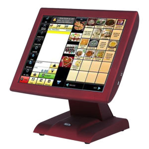 Touch POS System for Fast Food Chain pictures & photos
