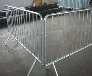 Crowed Control Barricades Portable Fencing pictures & photos