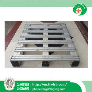Light Aluminum Pallet for Logistics Transportation by Forkfit pictures & photos