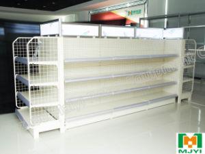 Supermarket Display Shelf Convenient Display Retail Store Shelf pictures & photos