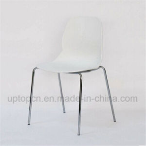 PP Plastic Chair with Chrome Steel for Foot Court (SP-UC505) pictures & photos