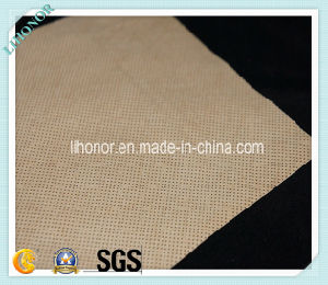 High Elongation Ratio Nonwoven Cloth for Wound Dressing