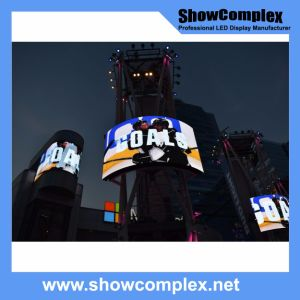 Outdoor Full Color LED Display Signs for Advertisement (pH10 960mm*960mm) pictures & photos